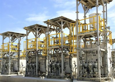 Polyelectrolyte Package @ Sohar Refinery in Oman